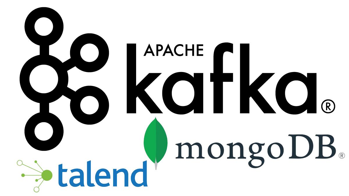 Talend: Kafka i MongoDB – strumień danych