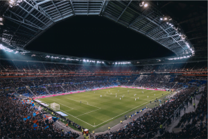 Football: Machine learning – predicting match results in real-time