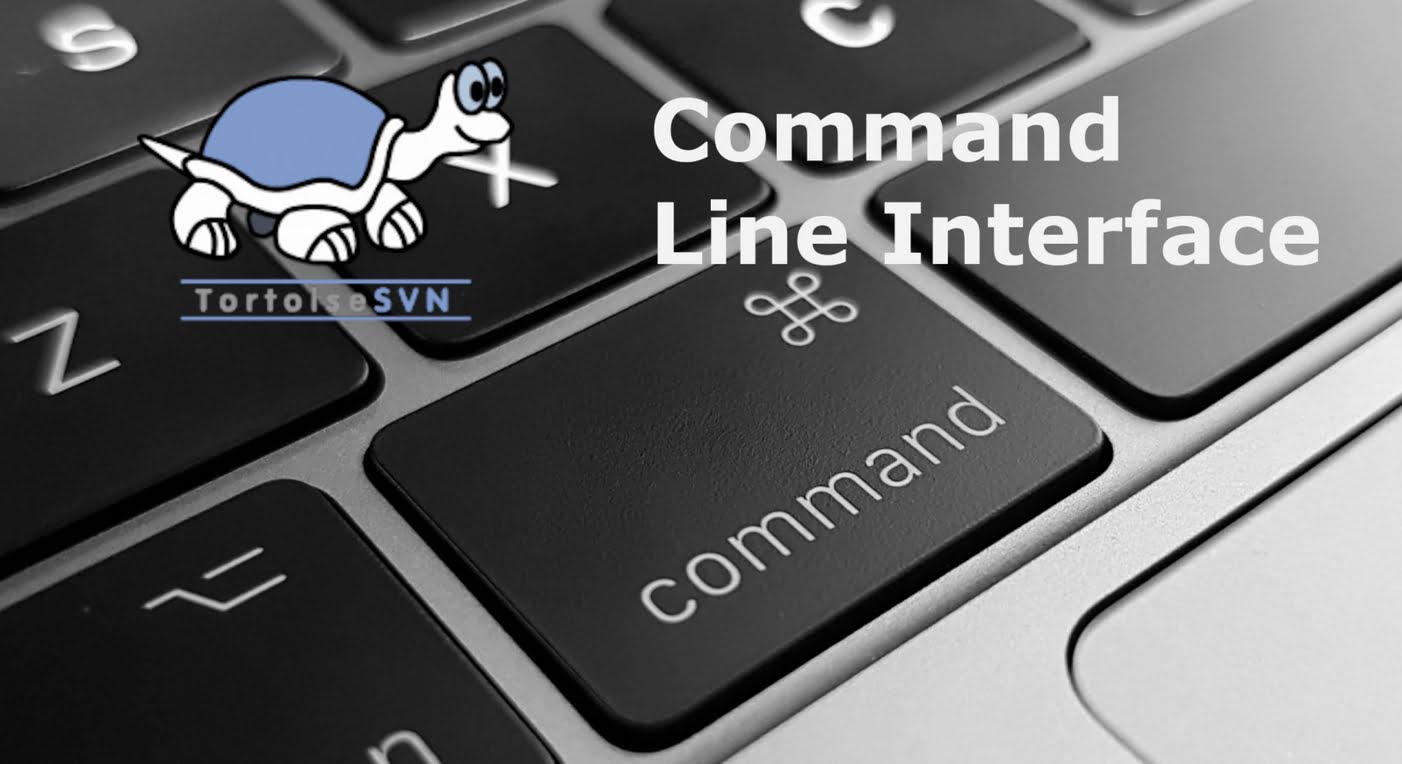 SVN: Command Line Interface (CLI) dla TortoiseSVN