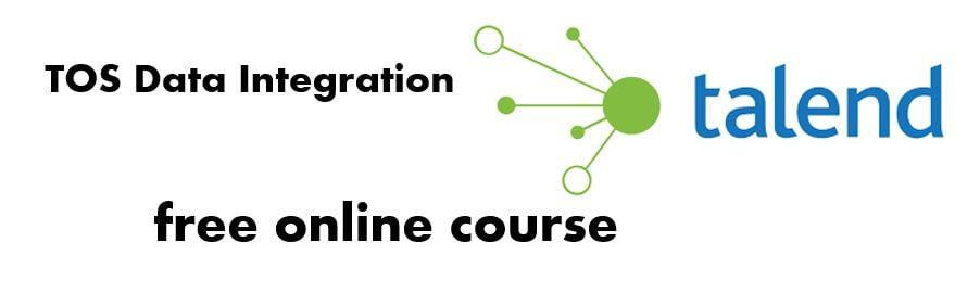 Talend Data Integration – Free online course