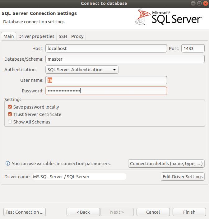 How To Run Microsoft SQL Server Database Using Docker And
